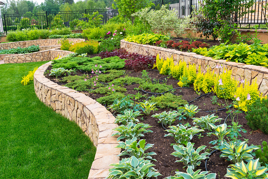 Merveilleux Award Winning Landscape Design In Houston